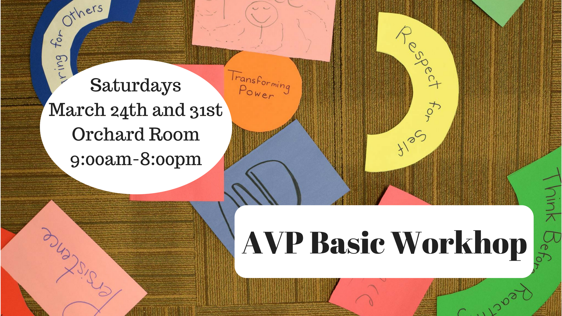 AVP Basic Workhop